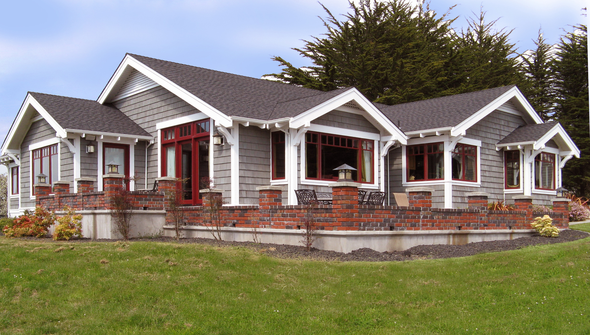New residential construction - Humboldt County